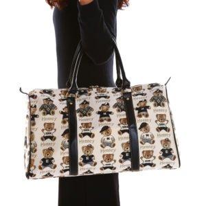 Weekender Duffel Travel Bag – Model