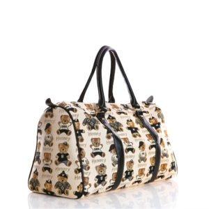 Weekender Duffel Travel Bag – Side
