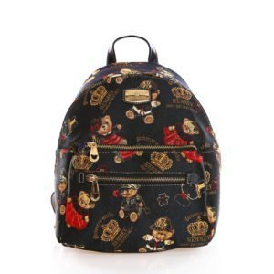 Compact Backpack - Crown Bear