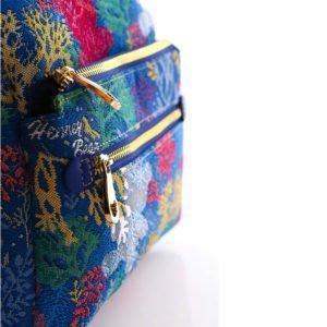 Compact Backpack – Zipper Details