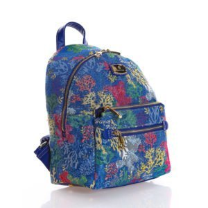 Compact Backpack – Side