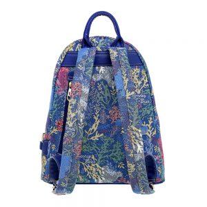 274 Backpack-Coral-Bear-Back