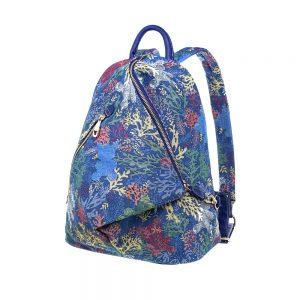 274 Backpack-Coral-Bear-Side