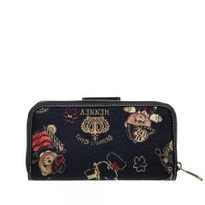 W002-Double-Sided-Ladies-Purse-Crown-Bear-Back