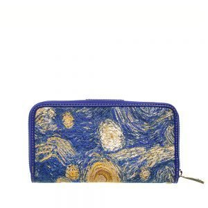 W002-Double-Sided-Ladies-Purse-Starry-Sky-Back