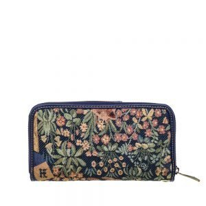 W002-Double-Sided-Ladies-Purse-Walk-In-The-Forest-Back