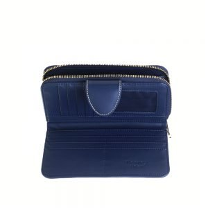 W002-Double-Sided-Ladies-Purse-Walk-In-The-Forest-Open