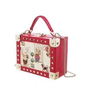 Crossbody-BAGS-Floral-Bear-hENNEYBEAR-TEDDY