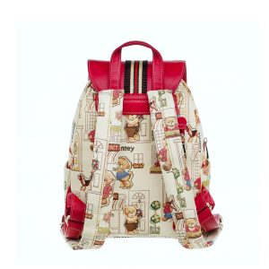 290-Backpack-Floral-Bear-Back