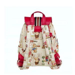290-Backpack-Floral-Bear-Back
