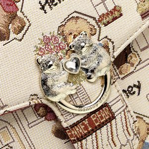 330-Medium-Envelope-Chain-Bag-Floral-Bear-Details