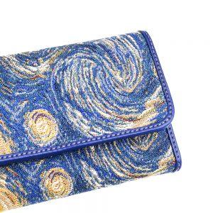 W062-Cali-Trifold-Wallet-Purse-StarrySky-Details