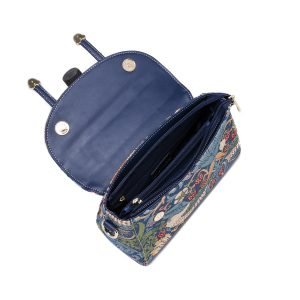 260-Florence-Top-Handle-Bag-Strawberry-Thief-Open