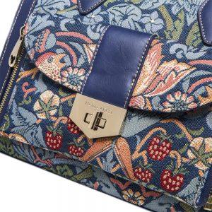244-Edith-Top-Handle-Bag-Strawberry-Thief-Detail1