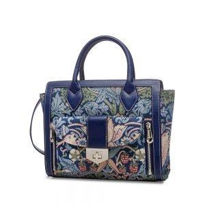 244-Edith-Top-Handle-Bag-Strawberry-Thief-Side1