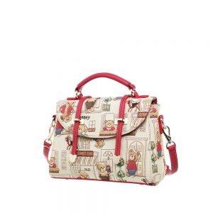 260-Florence-Top-Handle-Bag-Floral-Bear-Side