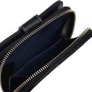 W100-Ada-Short-Wallet-Crown-Bear-Detail