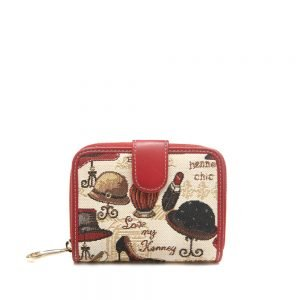 W100-Ada-Short-Wallet-Shoe-And-Hat-Front