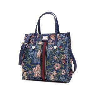 371-ZAHRA-Top-Handle-Bag-Strawberry-Thief-Side