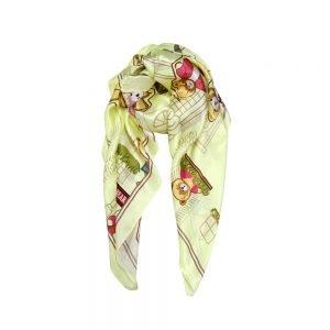 J002-SquareSlikScarf-FloralBear