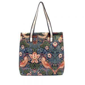 323-Oaklee-Large-Shopper-Strawberry-Thief-Front