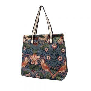 323-Oaklee-Large-Shopper-Strawberry-Thief-Side