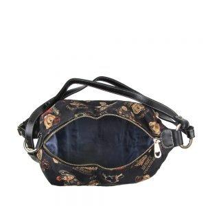 296-TARA-Backpack-Shoulder-Bag-Lightweight-Crown-Bear-Open
