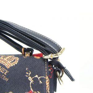 065-KAI-Top-Handle-Corssbody-Bag-Crown-Bear-Details