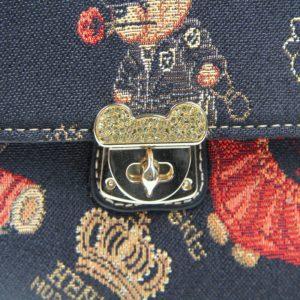 065-KAI-Top-Handle-Corssbody-Bag-Crown-Bear-Details2