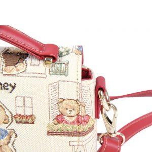 065-KAI-Top-Handle-Corssbody-Bag-Floral-Bear-Details