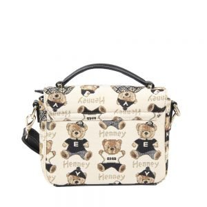 065-KAI-Top-Handle-Corssbody-Bag-Password-Bear-Back