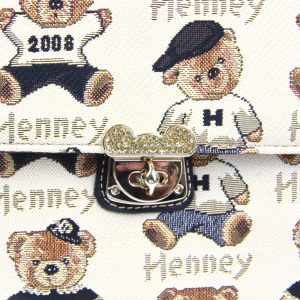 065-KAI-Top-Handle-Corssbody-Bag-Password-Bear-Details