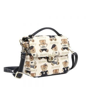 065-KAI-Top-Handle-Corssbody-Bag-Password-Bear-Side
