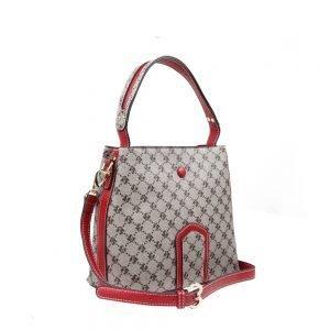 427-PALOMA-Top-Handle-Shoulder-Bag-Crossbody-Diagonal-Red-Side