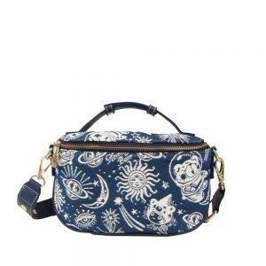 427-OCTAVIA -Fanny-Pack-Belt-Bag-Crossbody-Bag-with-Adjustable-Strap-Star-Travel-Front