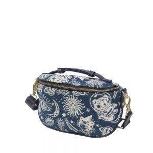 427-OCTAVIA -Fanny-Pack-Belt-Bag-Crossbody-Bag-with-Adjustable-Strap-Star-Travel-Side