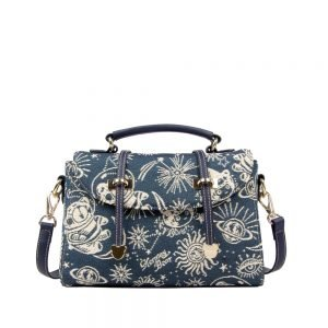 260-Florence-Top-Handle-Bag-Star-Travel-Front