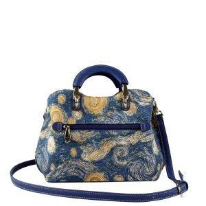 338-Medium-Top-Handle-Bag-Starry-Sky-Back
