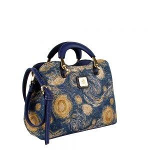 338-Medium-Top-Handle-Bag-Starry-Sky-Side